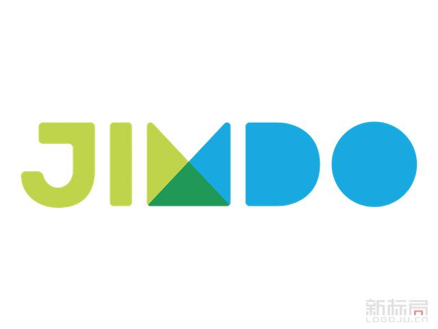 网页制作工具Jimdo标志logo