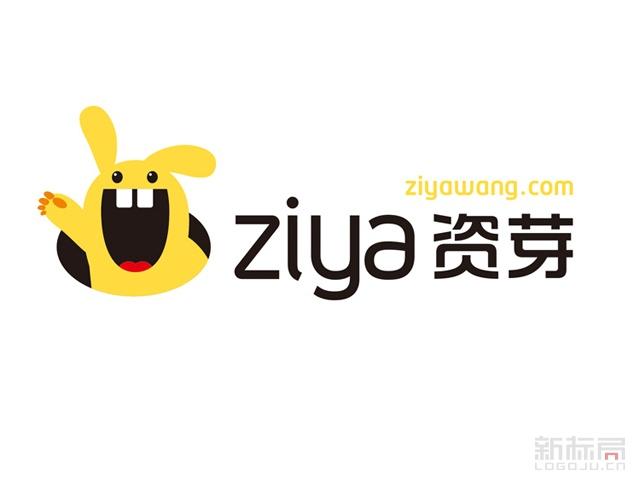 不良资产处置平台Ziya资牙网标志logo