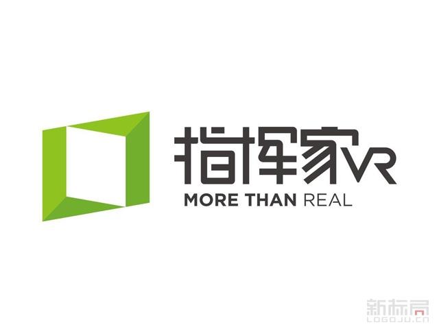 VR内容供应商指挥家VR标志logo