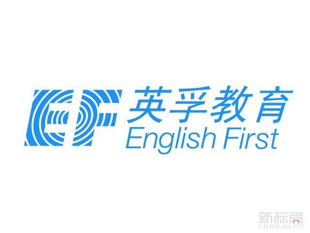 英语培训机构英孚教育标志logo