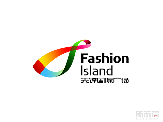 先锋国际广场标志logo