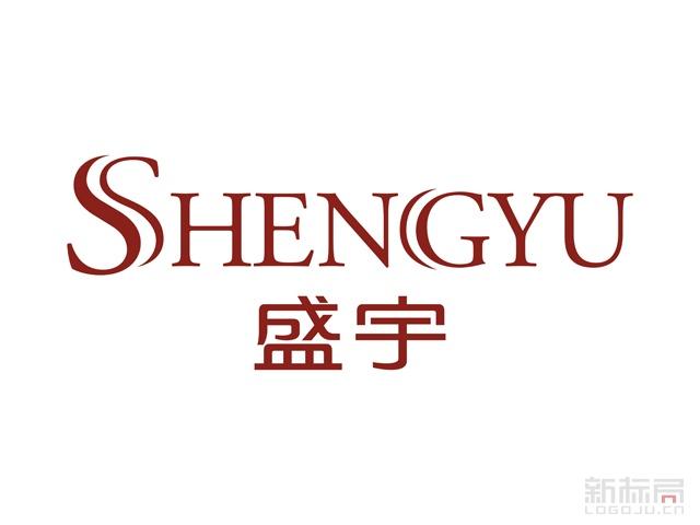 盛宇家纺品牌标志logo