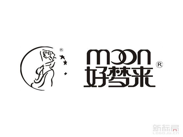 好梦来家纺品牌标志logo
