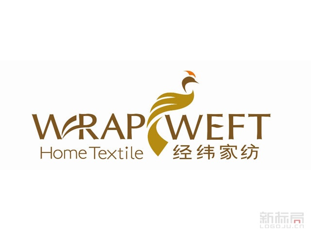 经纬家纺品牌标志logo