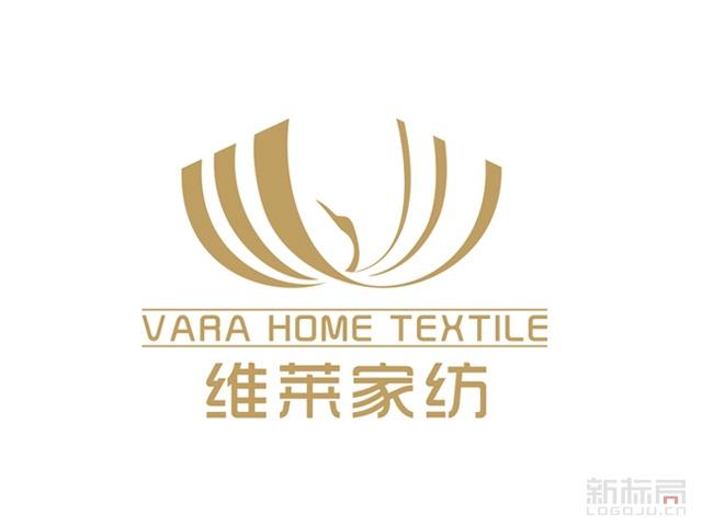 维莱家纺品牌标志logo