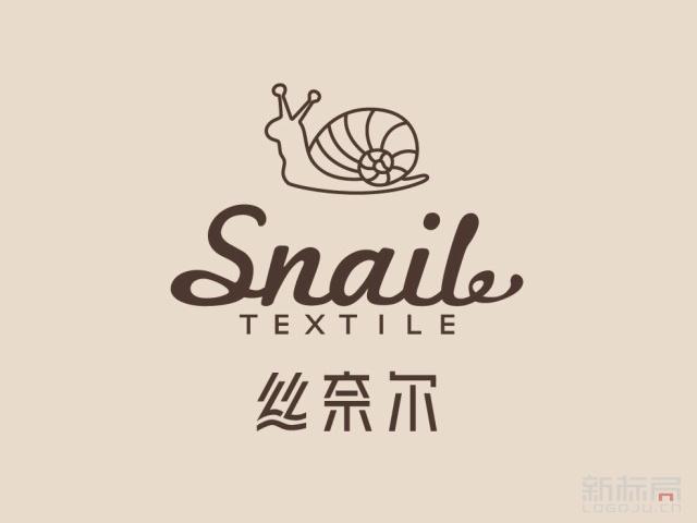 丝奈尔家纺品牌标志logo
