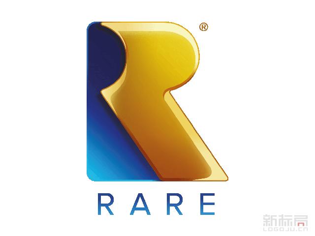 微软旗下Rare游戏开发公司标志logo