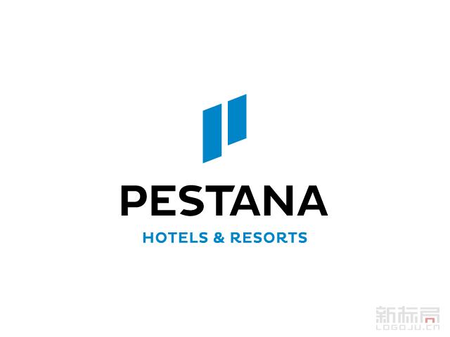 佩斯塔纳Pestana酒店集团标志logo