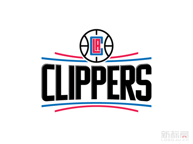 NBA洛杉矶快船队标志logo