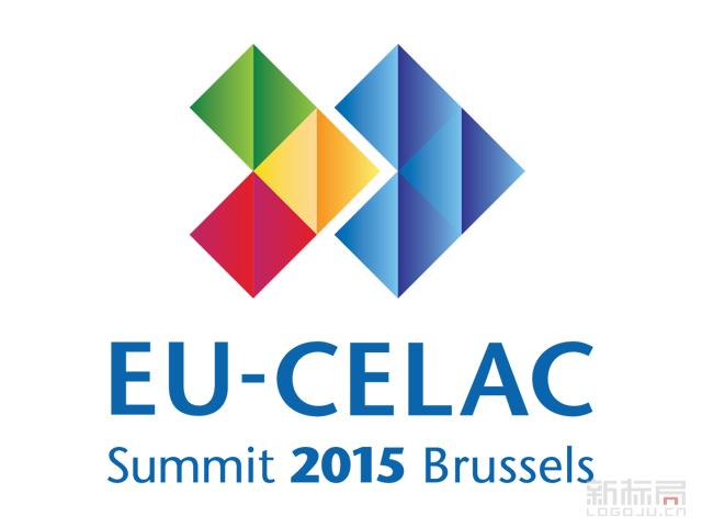 2015年欧盟—拉美加勒比共同体峰会会徽logo
