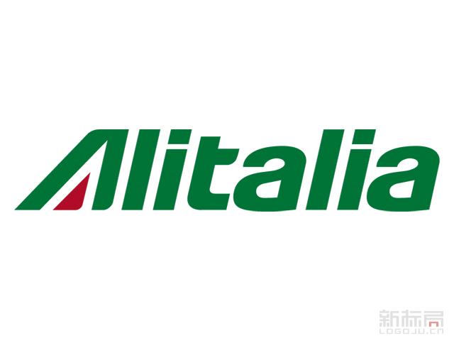 意大利航空公司标志logo