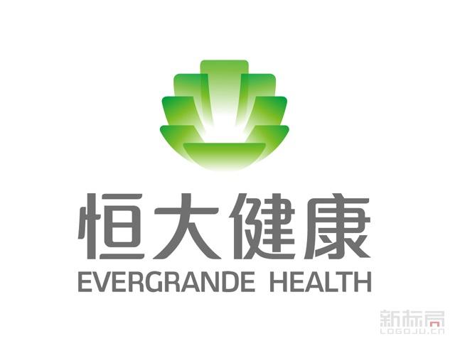 恒大健康产业集团标志logo