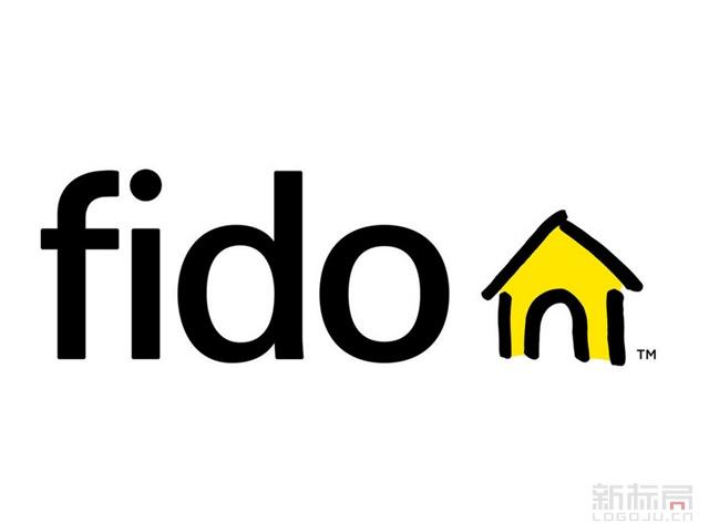 加拿大移动运营商Fido标志logo