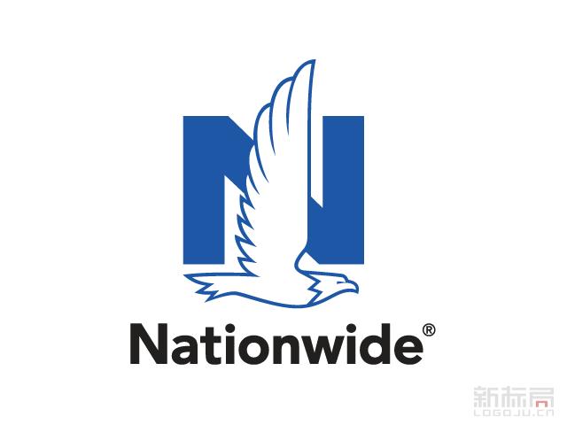 美国全国保险公司标志logo