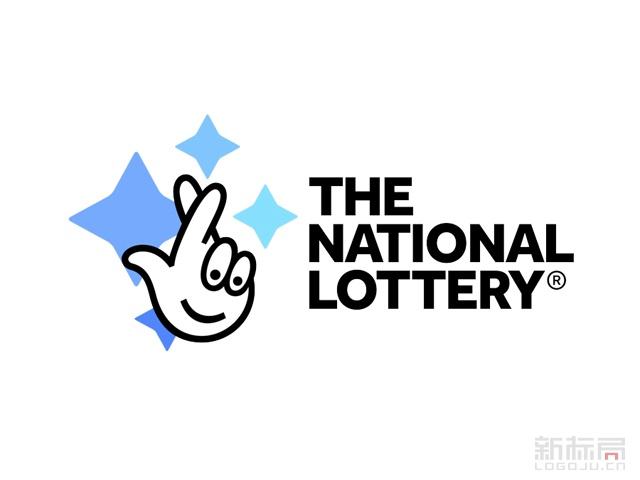 英国国家彩票标识logo