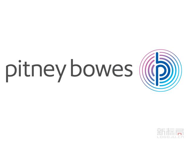 邮政设备公司必能宝Pitney Bowes标志logo