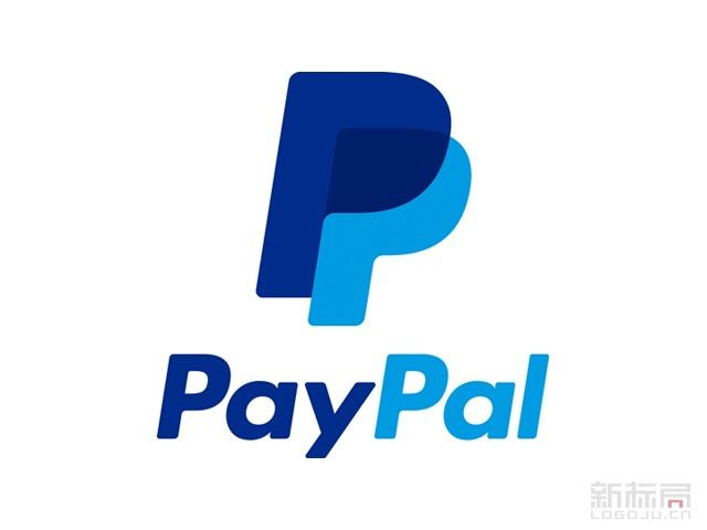在线支付服务PayPal标志logo