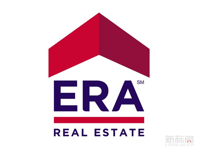 美国ERA易而安不动产中介公司标志logo
