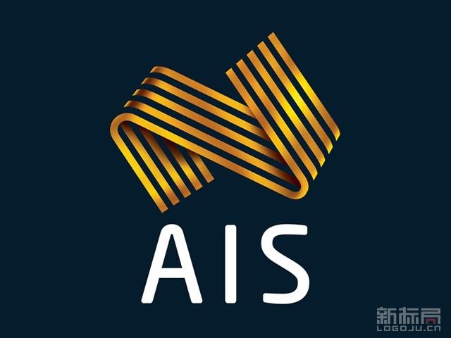 澳大利亚体育学院AIS校徽标志logo