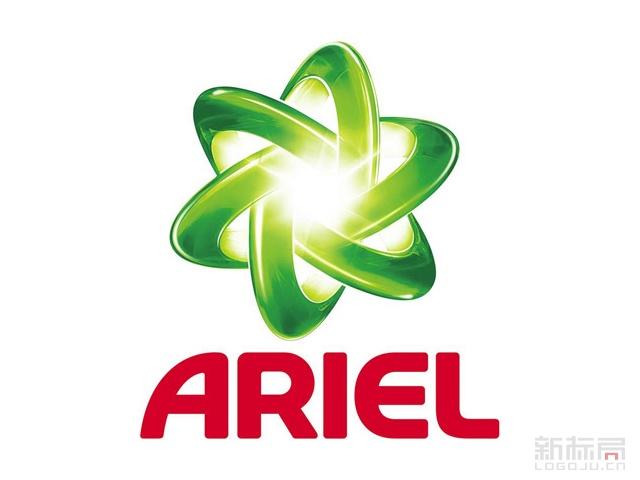 碧浪ARIEL洗衣粉新标志logo