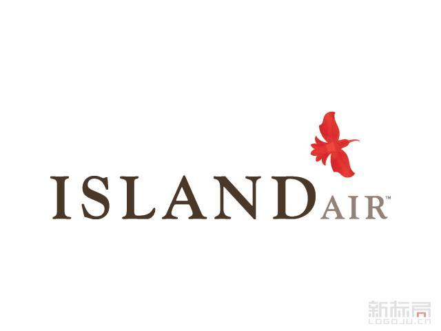夏威夷海岛航空标志logo