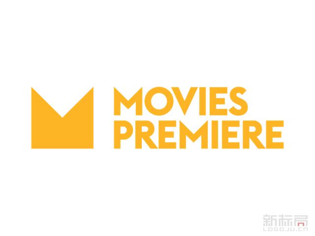 新西兰skymovies天空电影频道标志Logo
