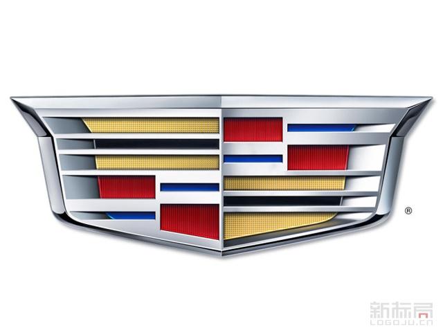 凯迪拉克新车标logo