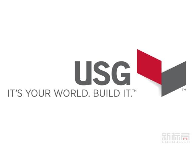 美国建材制造商USG标志logo