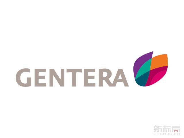 墨西哥小额信贷公司Gentera标志logo