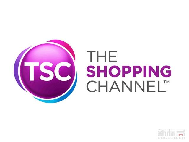 加拿大购物频道TheShoppingChannel标志logo