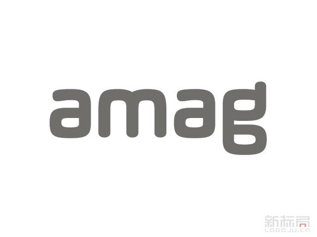 瑞士大型汽车经销商AMAG公司标志logo