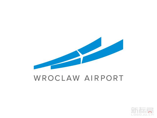 波兰第弗罗茨瓦夫-哥白尼机场标志logo