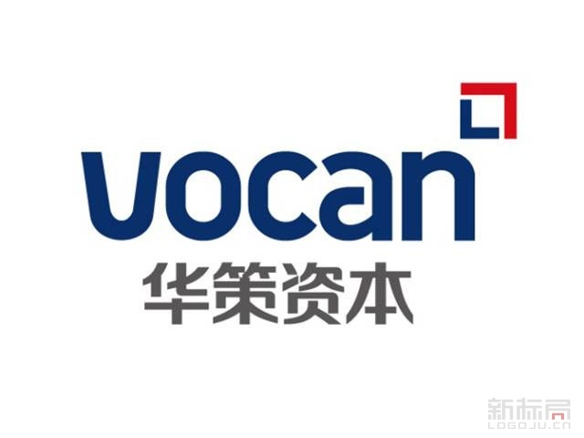 华策资本VOCAN标志logo
