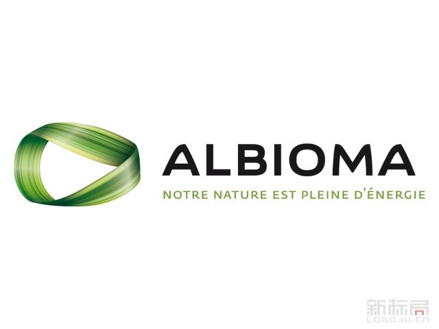 法国生物能源公司Albioma标志logo