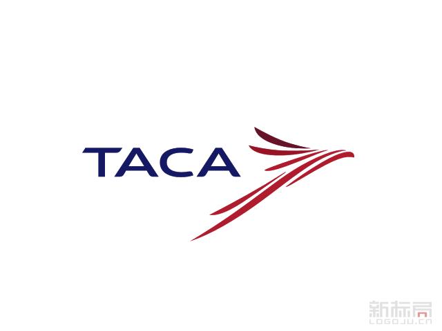 中美洲航空公司TACA标志logo