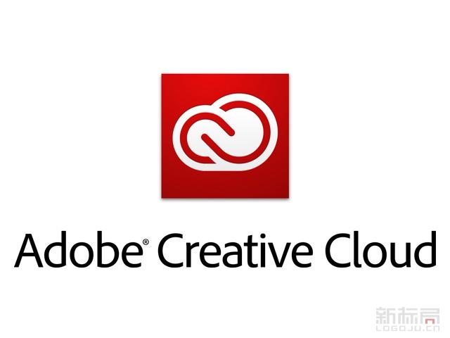 AdobeCreative Cloud云服务品牌标志logo