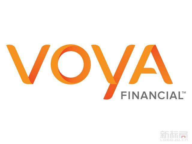 ING美国分部Voya标志logo