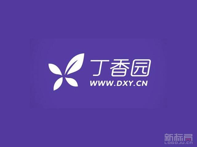 互联网医疗丁香园标志logo