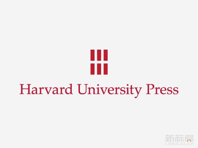 哈佛大学出版社harvard标志logo欣赏