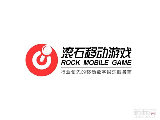 滚石移动游戏标志logo