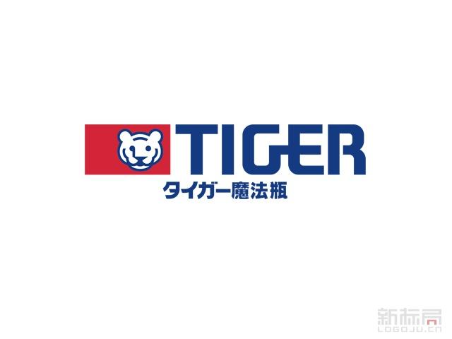 日本虎牌标志logo
