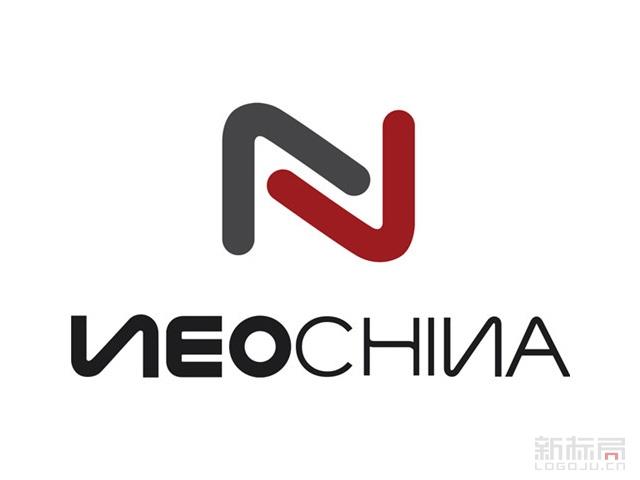 游戏开发商NEOCHINA标志logo