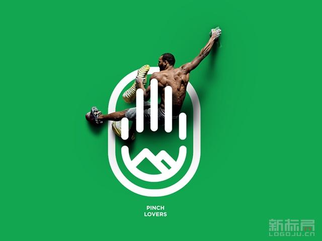 韩国Pinch lovers联盟协会标志logo