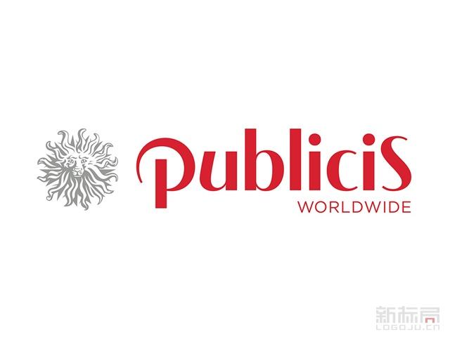 阳狮广告集团新标志logo