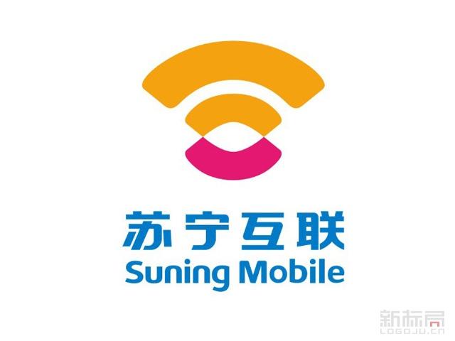 虚拟运营商苏宁互联标志logo