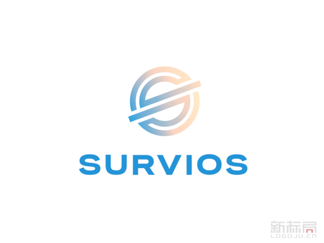 SURVIOS VR游戏开发商标志logo