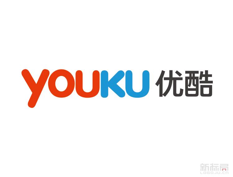 视频分享网站优酷logo