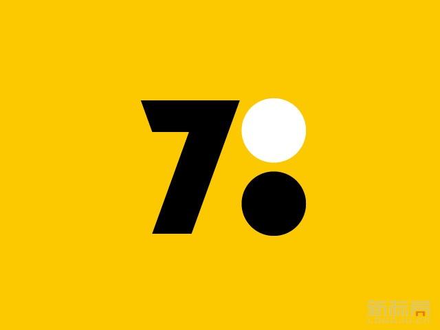 700bike互联网城市自行车品牌标志logo