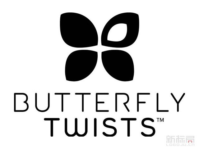 英国女鞋品牌betterfly twists标志logo