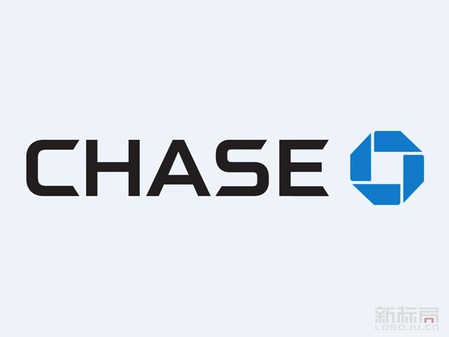 美国大通银行CHASE BANK标志logo